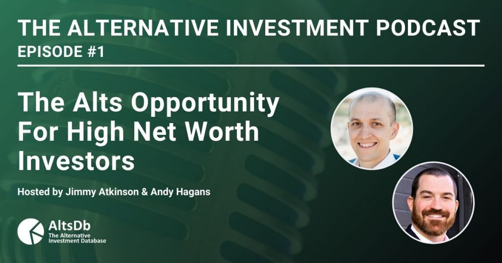 The Alts Opportunity For High Net Worth Investors