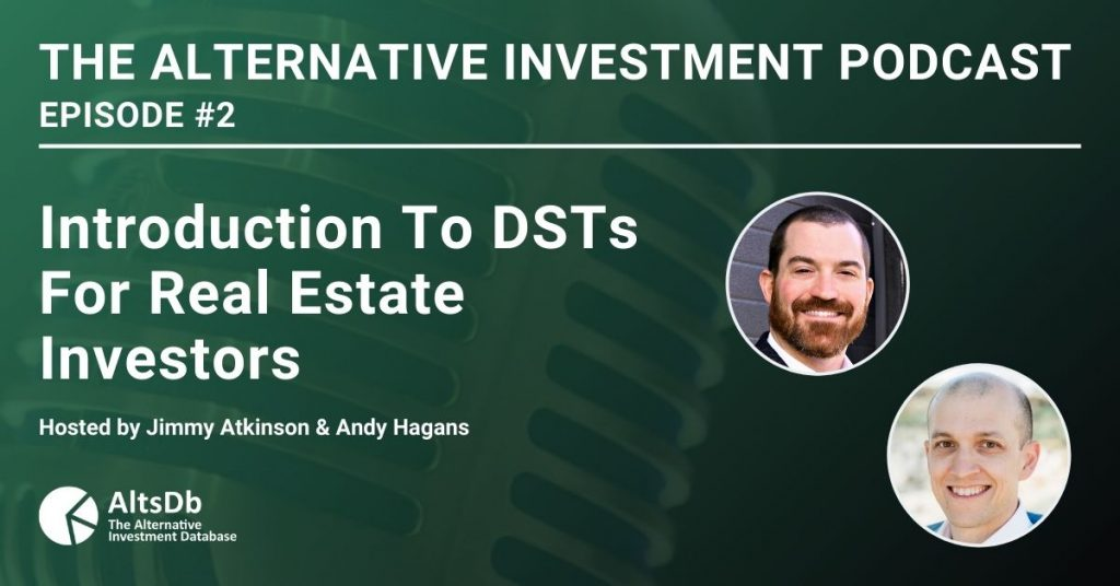 Introduction To DSTs For Real Estate Investors