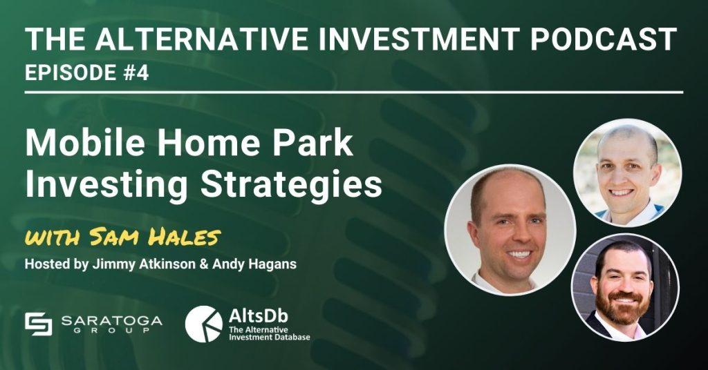 Sam Hales on The Alternative Investment Podcast